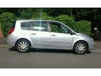 Renault grand scenic auto people carrier