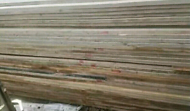 13ft used scaffold boards v good condition