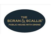 Full Time Receptionist - Award Winning Gastro Pub