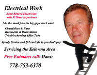 ELECTRICIAN _ SEMI Retired