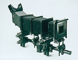 Sinar 4x5 P2 Viewcamera System with 3 Lenses