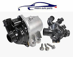 NEW WATER PUMP & THERMOSTAT 2007 TO 2013 BMW 335