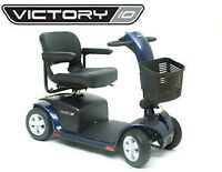 WANTED  VICTORY 10 4 WHEEL MOBILITY SCOOTER