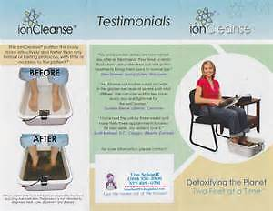 In-Home Ion Body Cleansing Edmonton Edmonton Area image 1