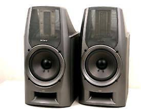 Sony SA-EX200 Electrostatic Speakers