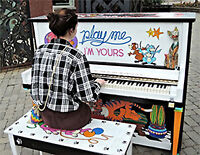 Piano Lessons For All Ages. Midtown Kingston