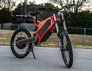 72V 8000W Electric Bicycle Scooter Dirt Ebike
