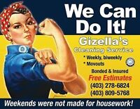 Residential Cleaning Subcontractors Wanted