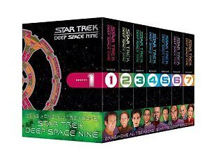 Star Trek: Deep Space Nine: The Complete Series New DVD! Ships Fast!