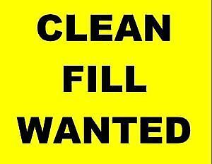 Clean fill wanted - preferably like top soil - Bolton