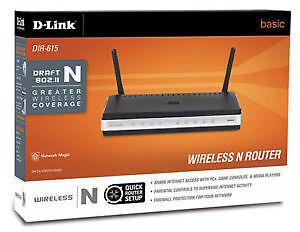 DIR-615, routeur sans fil Wireless N de D-Link