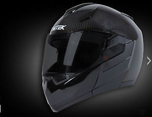 SALE ON THE NITEK DIAMOND CARBON FIBER HELMETS!