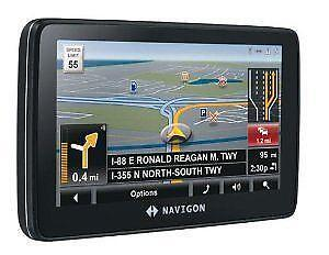 navigon 7200t vehicle electronics gps ebay. Black Bedroom Furniture Sets. Home Design Ideas