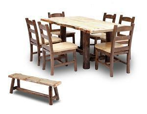 Awesome Pine Dining Tables