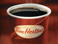 Tim Hortons ... All shifts available ... $14/hour night shift