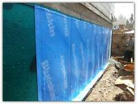 Basement Waterproofing & Drainage Solutions & Excavation