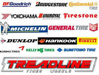 ALL TIRES BLOW SALES WITH REBATE & OIL CHANGE & BRAKE PACKAGE