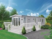 Luxury Holiday caravan for sale. Sited on Burnham on Sea Haven park