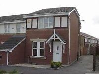3 Bedroom end terraced house for rent