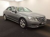 MERCEDES-BENZ E CLASS 2.1 E250 CDI BLUEEFFICIENCY AVANTGARDE 4d AUTO 204 (silver) 2010