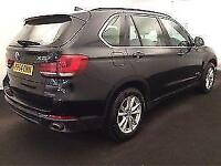 2015 BMW X5 2.0 XDRIVE 25D AUTO DIESEL BUY FOR ONLY £99 A WEEK *FINANCE*