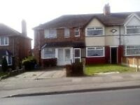 3 BEDROOM HOUSE TO LET WARD END B8 2AH