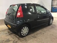 Peugeot 107 urban ONLY 29000 MILES !! 1 year mot and full serviced,tax 20 , same car as Aygo or c1