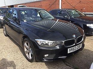 BMW 3 SERIES 2.0 320D SE 4d AUTO 182 BHP (black) 2013