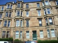 Spacious 2 Double Bed blonde sandstone tenement flat on preferred 1st floor