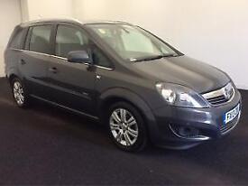 2013 Vauxhall Zafira 1.7 CDTi ecoFLEX Design Nav [110] 5dr Turbo Diesel 5 doo...