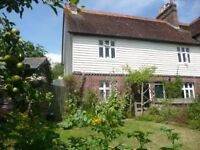 Lovely Victorian 3 Bedroom End of Terrace Cottage near Lewes