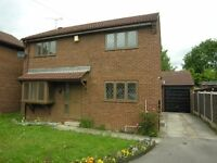 3 bed detached house to rent KNOTTINGLEY WF11
