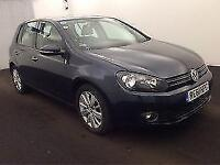 2011 61 VOLKSWAGEN GOLF 2.0 MATCH TDI BLUEMOTION TECHNOLOGY 5D 138 BHP DIESEL