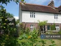 3 bedroom house in Springett Cottages, Ringmer Near Lewes , BN8 (3 bed)