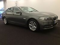 BMW 5 SERIES 2.0 520D SE 4d 181 BHP (grey) 2013