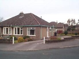 semi detached 3 bed bungalow in Bolton-Le-Sands with lounge,fitted kitchen.Ideal retirement home.