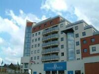 Fantastic Fully Furnished 1 Bed Luxury Apartment in Tradewinds E16 with Parking, Gym and Sauna