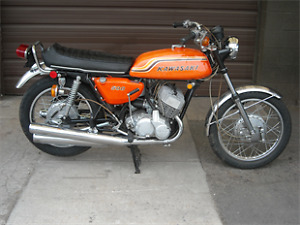 KAWASAKI S1 S2 S3 H1 H2 2 STROKE TRIPLE PROJECT WANTED