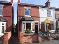 2 bedroom house in Lincoln Grove, Radcliffe-On-Trent, Nottingham, NG12 (2 bed)