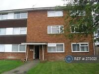 2 bedroom flat in Bishops Walk, Aylesbury, HP21 (2 bed)