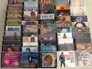 Box of 60 CDs for $50.00