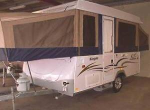 Jayco Eagle camper. O'Connor Fremantle Area Preview
