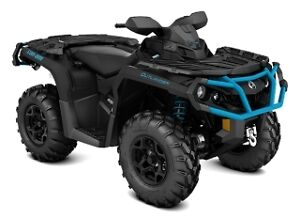 Can am Outlander 650 XT ATV