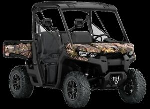 Can am Defender XT HD8 Side by Side