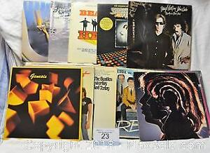 VINYL RECORD ALBUMS 33 1/3 rpm, 60's and 70's collection, over 70 LP's including double albums,