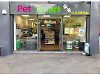 Pet Smart, Hilltop, West Bromwich
