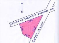 VACANT LAND BUILDING LOT