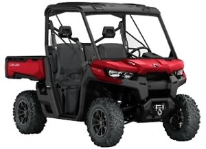 Used 2016 Can-Am DEFENDER XT HD8