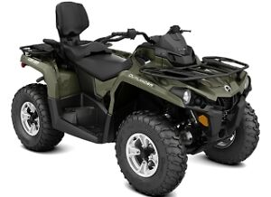 Used 2016 Can-Am OUTLANDER L MAX DPS 450