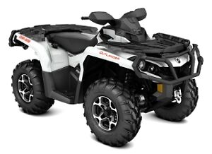 Can am Outlander XT 850 ATV